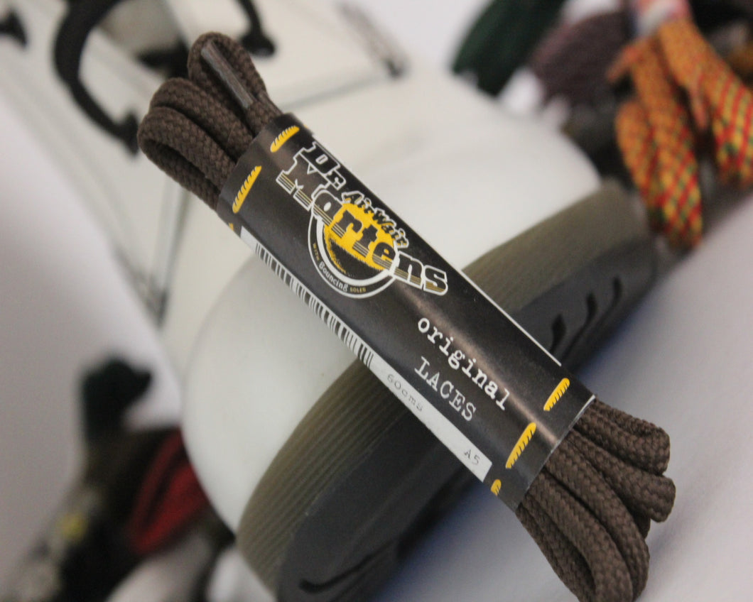 Dr Martens Brown 240cm Shoelaces