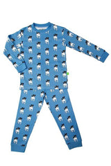 Jack the Dog print pyjamas