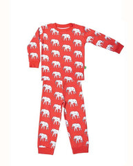 Oona the Elephant print pyjamas