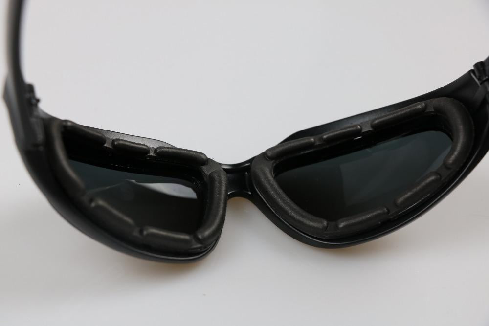 Unique UV400 Polarized Sunglasses Kit with 4 Different Lens