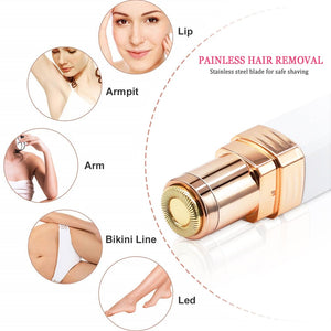 Flawless Facial Electric Epilator Painless  Hair Remover