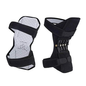Power Spring Force Joint Support Knee Pads for Mountaineering
