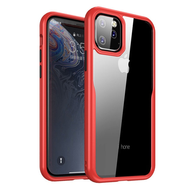 Shockproof Series iPhone 11 Pro Max Case Soft Edges