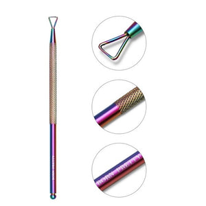 Nail Art Tool Nail Cuticle Pusher - Nail art/Manicure/Pedicure )