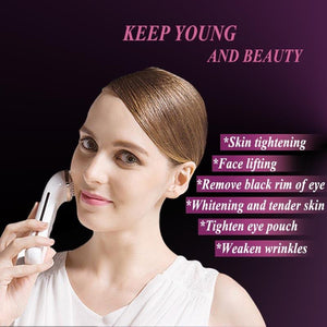 RF Wrinkle Removal and Skin Lifting Face Beauty Machine