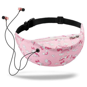 Women Waterproof Fanny Pack