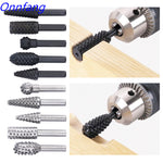 Rotary Craft Files 5 pcs Drill Bits