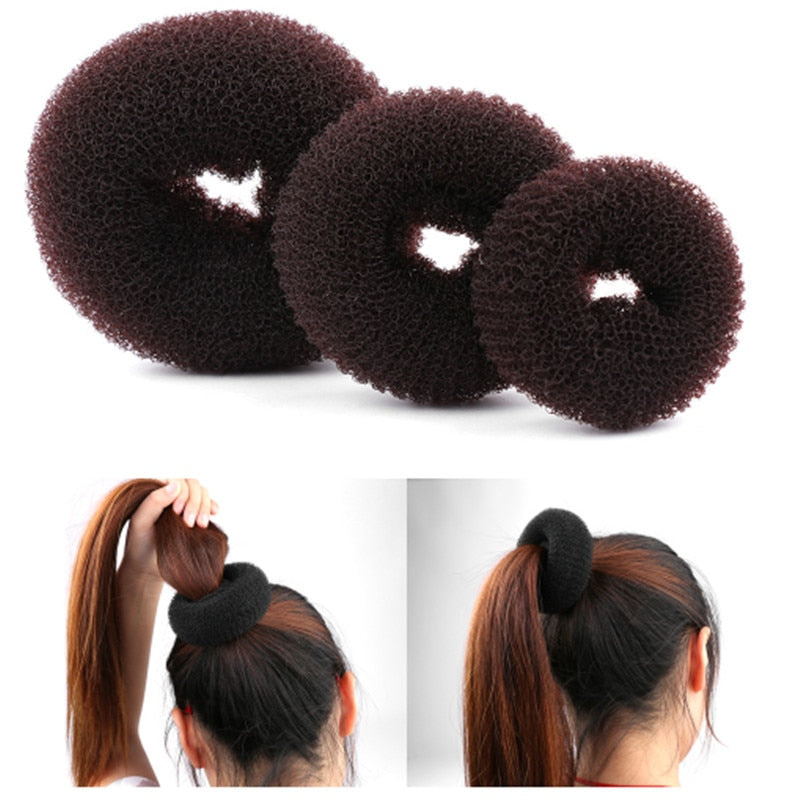Lady Magic Shaper Donut Hair Ring