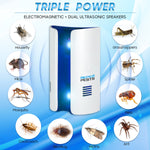 Frequency Conversion Ultrasonic Electronic Mosquito Killer Repellent