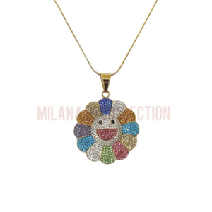Load image into Gallery viewer, Murakami Flower Necklace