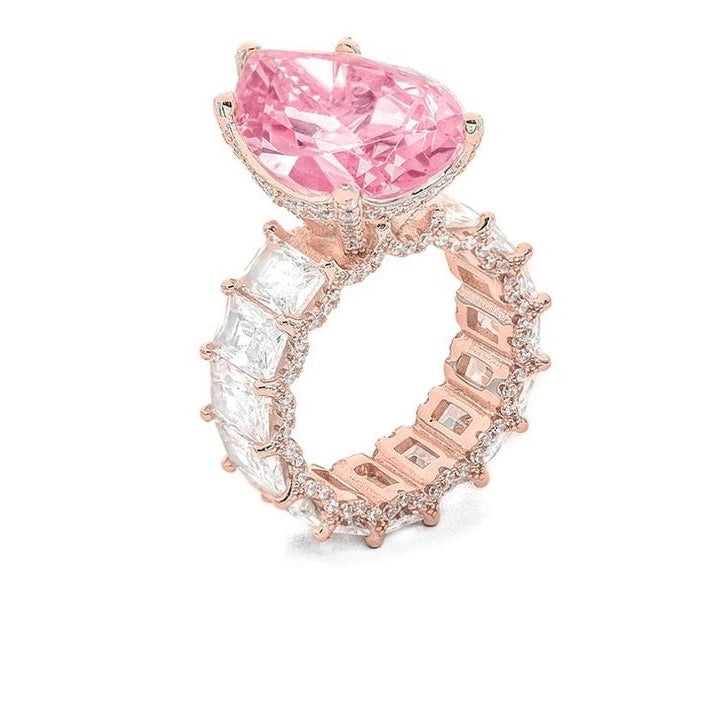 Load image into Gallery viewer, Mina Ring | Rose Gold