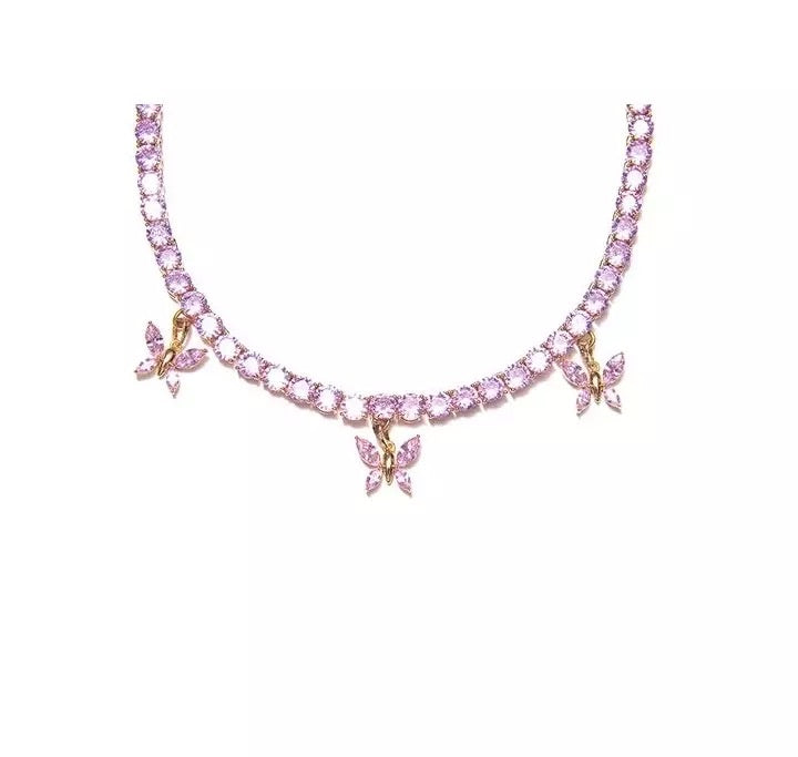 Load image into Gallery viewer, Barbie Mariposa Choker