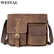 WESTAL: Genuine Leather Bag