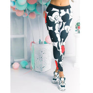 3D Mickey Sweatpants