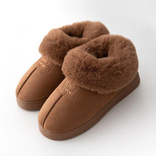 Load image into Gallery viewer, Faux Fur Indoor Slippers