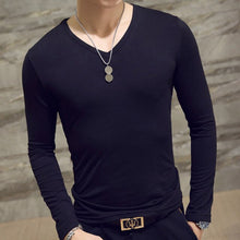 Load image into Gallery viewer, V- Neck Slim Fit