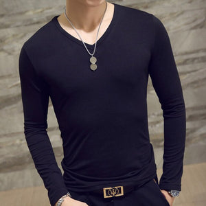V- Neck Slim Fit