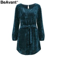 Load image into Gallery viewer, BeAvant: Winter Dress