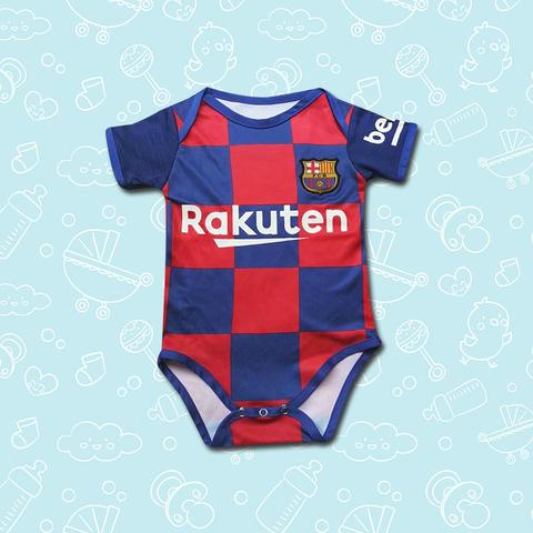 differently 8d4f1 13837 BARCELONA BABY KIT BODYSUIT 19-20 HOME KIT