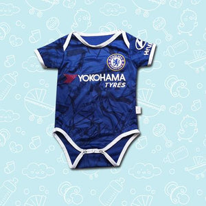 pick up 3d9a0 d9e95 CHELSEA BABY KIT BODYSUIT 19-20 HOME KIT