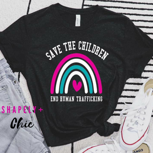 Save The Children Tshirt *PRE ORDER* S-3X