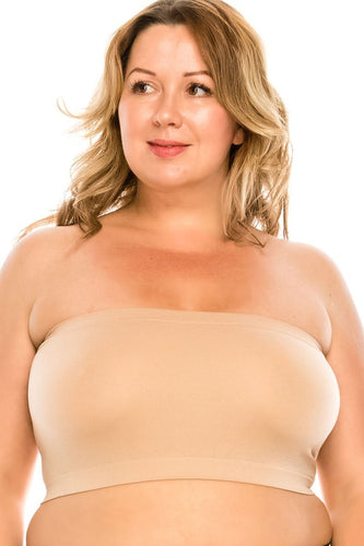 Strapless Tube Top/ Bra