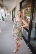 Load image into Gallery viewer, Floral Babydoll Dress