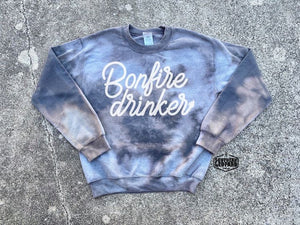 Bonfire Drinker Sweater Pre-Order S-3X