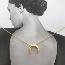 Load image into Gallery viewer, Breaking Dawn Necklace Gold