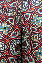 Load image into Gallery viewer, Close up of moroccan tile print
