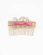 Load image into Gallery viewer, Champagne Hair Comb