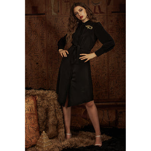 Eye of Honour Shirt Dress