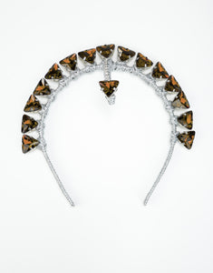 Ambergold Triangle Crown
