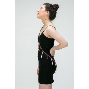 Spare Durries Chain Slip Dress