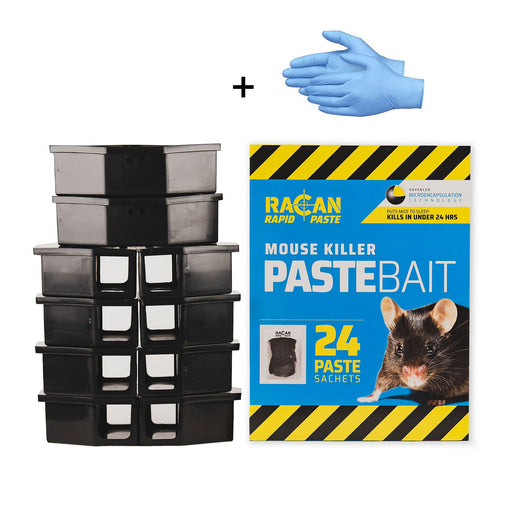 Mouse Poison Control Pack 2