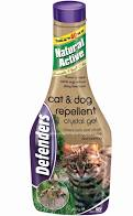 Cat Repellent and Deterrent Crystal Gel 450ml