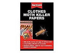 Clothes Moths Killer Strips