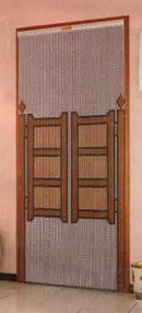 Metal Chain Door Fly Curtain - Saloon Doors