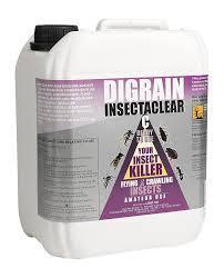 Clothes Moth Killer Insecticide Liquid 5 litres