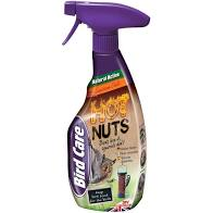Squirrel Repellent and Deterrent Spray 750ml