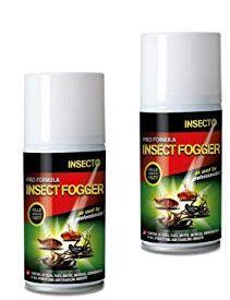 Clothes Moth Fumigation Power Fogger x 2