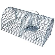 Rat Cage Trap - Humane Multi Catch
