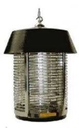 Outdoor Lantern Electric Grid Fly Killer