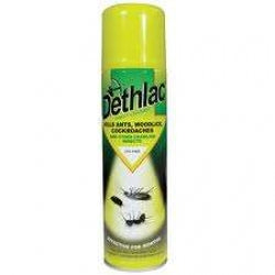 Dethlac Woodlice Killer Lacquer Aerosol Spray