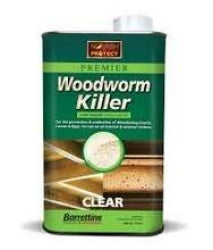 Woodworm Treatment Liquid Killer 5 litre