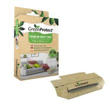 Organic and Eco Friendly Silverfish Killing Traps x 2