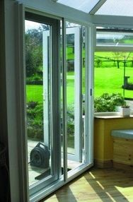 Sliding Panel Door Fly Screen - Professional Fit