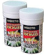 Aphid and Greenhouse Insect Smoke Bomb Fumers x 2