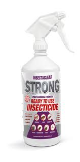 Insectaclear D Strong Flea Killer Spray 1ltr