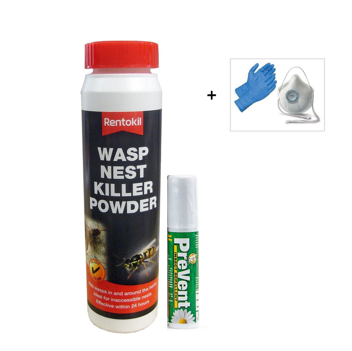Wasp Nest Killer Pack 2 [where the nest cannot be seen]